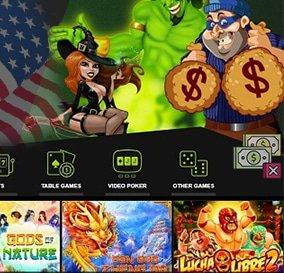 Raging Bull Casino Free Spins No Deposit Bonus  dollaronlinecasinos.com